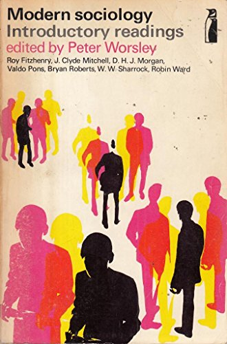 9780140802214: Modern Sociology: Introductory Readings (Penguin education)