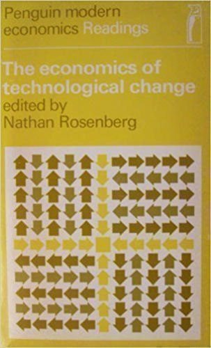 9780140802498: The Economics of Technological Change: Selected Readings, (Penguin modern economics readings, x249)