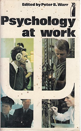 9780140802849: Psychology at Work (2nd Edition)