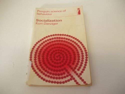 9780140802894: Socialization (Penguin science of behaviour)