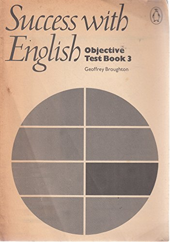 9780140802955: Success with English: Objective Test Book Stage 3 (Penguin English)