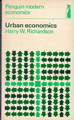 9780140802962: Urban Economics (Penguin education)