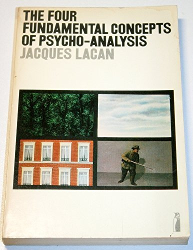 9780140803891: The Four Fundamental Concepts of Psycho-analysis (Penguin education)