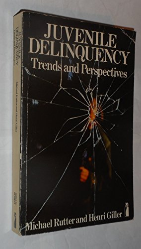 9780140804621: Juvenile Delinquency: Trends and Perspectives (Penguin education)