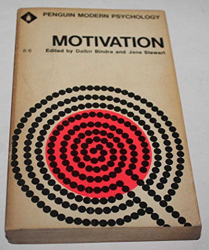 9780140805017: Motivation: Selected Readings (Penguin Modern Psychology Readings)