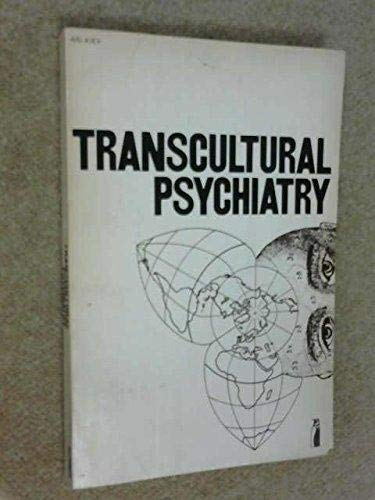 9780140805918: Transcultural psychiatry (Penguin education)