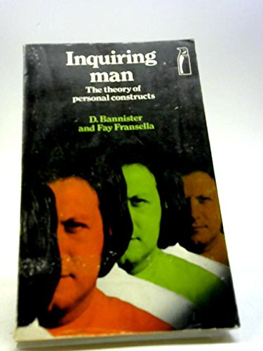 9780140806175: Inquiring Man: The Theory of Personal Constructs (Penguin Modern Psychology)