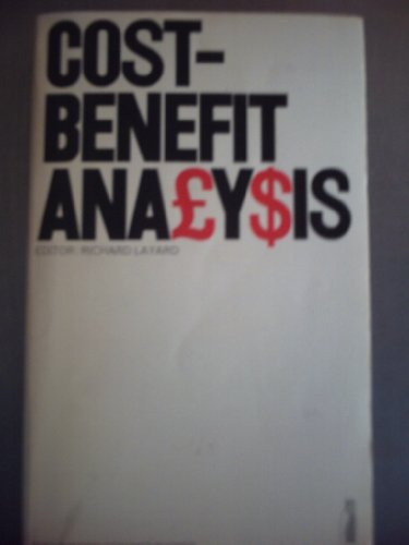 9780140806458: Cost-benefit Analysis (Penguin modern economics readings)