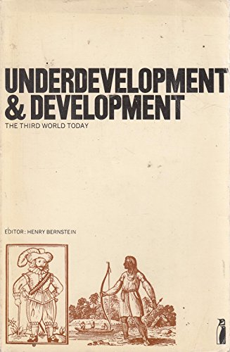 9780140807233: Underdevelopment and Development: Third World Today (Penguin education)