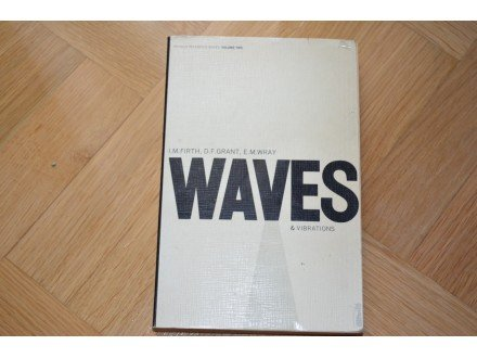 9780140807301: Waves and Vibrations (Physics reference books)