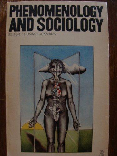 Phenomenology and Sociology