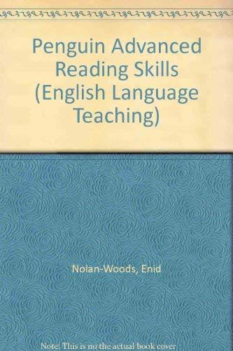 9780140808322: Penguin Advanced Reading Skills (English Language Teaching)