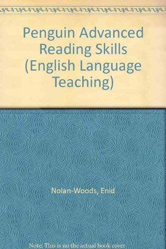 9780140808322: Penguin Advanced Reading Skills (English Language Teaching)