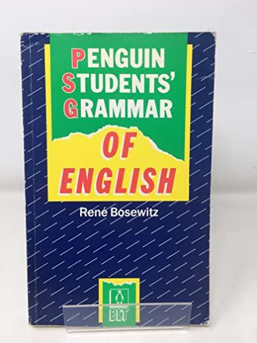 9780140808391: Penguin Students' Grammar (English Language Teaching)