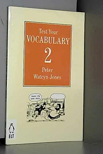 9780140808520: Test Your Vocabulary: Bk. 2 (English Language Teaching)