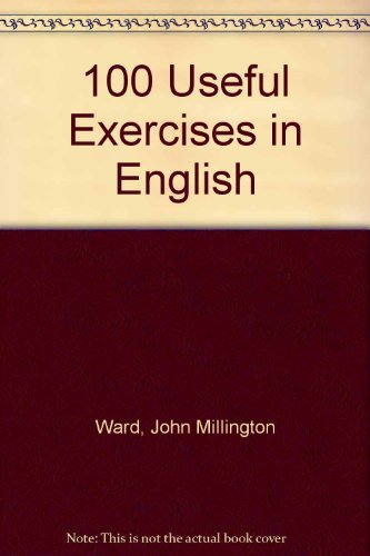 9780140808636: One Hundred Useful Exercises In English: Students Edition