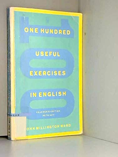 9780140808643: 100 Useful Exercises in English: Tchrs' (ELT)