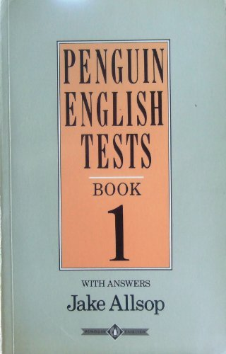 9780140808681: Penguin English Tests: Tchrs' Bk. 1 (English Language Teaching)