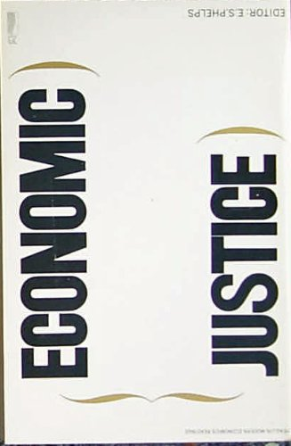 9780140808766: Economic Justice (Penguin modern economics readings)