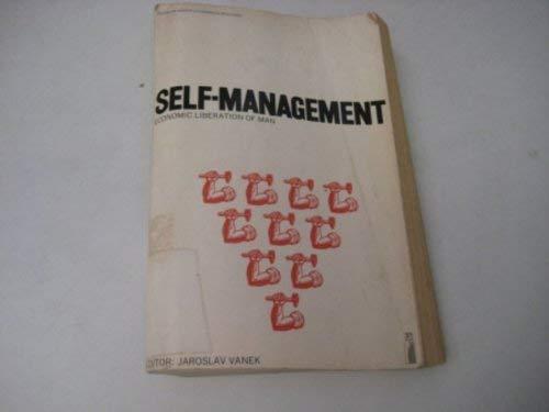 9780140808780: Self-Management: Economic Liberation of Man (Penguin education)