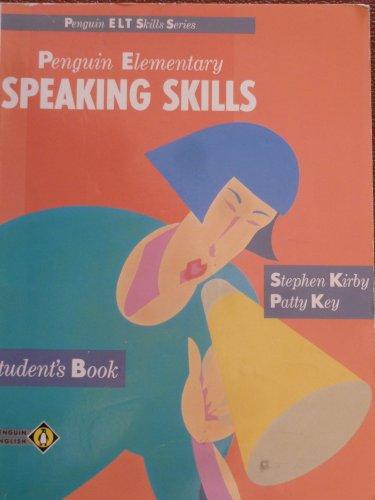 9780140809039: Penguin Elementary Speaking Skills (English Language Teaching)