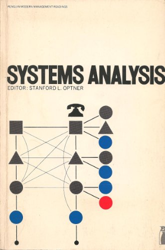 9780140809213: Systems Analysis (Penguin modern management readings)