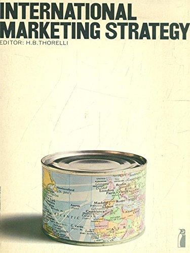 9780140809220: International Marketing Strategy