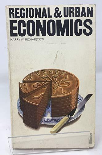 9780140809305: Regional And Urban Economics (Penguin modern economics texts)