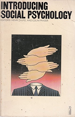 9780140809312: Introducing Social Psychology (Modern Psychology)