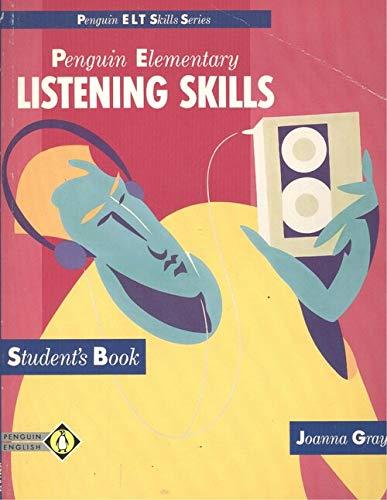 9780140809473: Penguin Elementary Listening Skills (English Language Teaching)