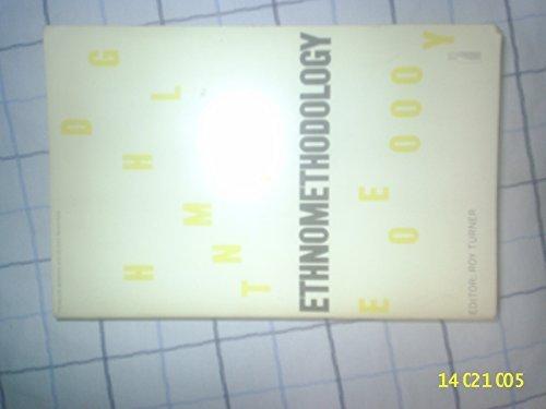 9780140809626: Ethnomethodology (Penguin modern sociology readings)