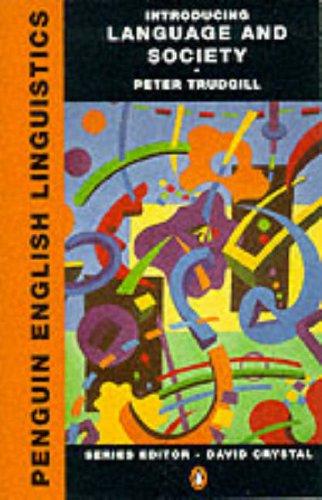 9780140810189: Introducing Language and Society (Penguin English Linguistics)