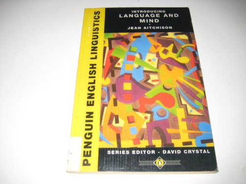9780140810202: Introducing Language and Mind (Penguin English Linguistics)