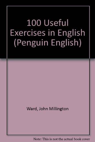 9780140810509: 100 Useful Exercises in English (Penguin English)