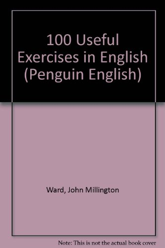 9780140810509: 100 Useful Exercises in English (Penguin English)
