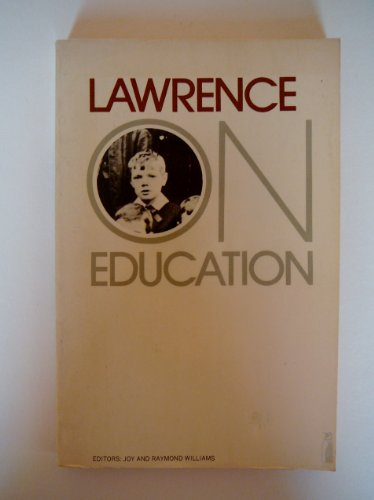 9780140812022: D.H. Lawrence on Education (Penguin Education)