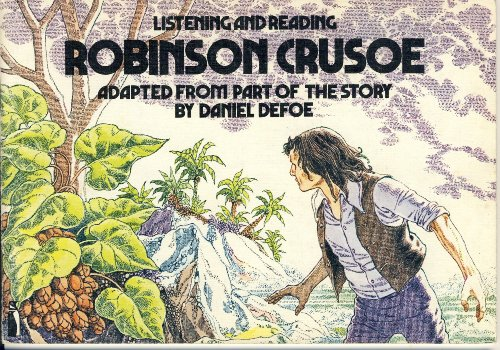 9780140812299: ROBINSON Crusoe: Adapted from Part of the Story by Daniel Defoe (Listening and Reading)