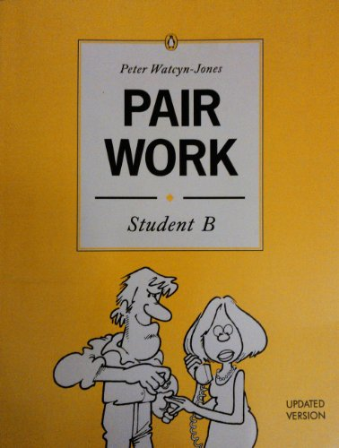 9780140813210: Penguin Functional English: Pair Work: Student B