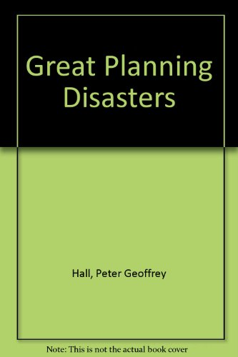 9780140813234: Great Planning Disasters