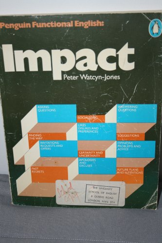 9780140813241: Penguin Functional English: Impact 1