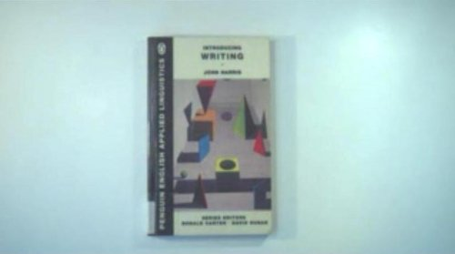 9780140813685: Introducing Writing (Penguin English)