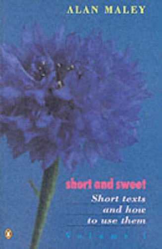9780140813838: Pe: Short And Sweet:Volume 1:Short Texts And How to Use Them (Penguin English)