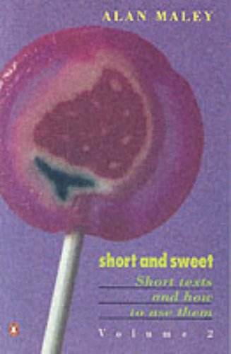 9780140813845: Pe: Short And Sweet:Volume 2:Short Texts And How to Use Them (Penguin English)
