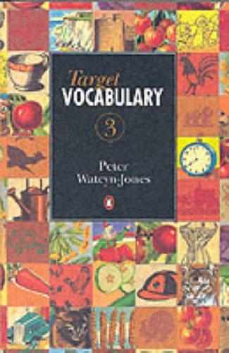 9780140813890: Target Vocabulary Book 3 (Penguin English) (Bk. 3)