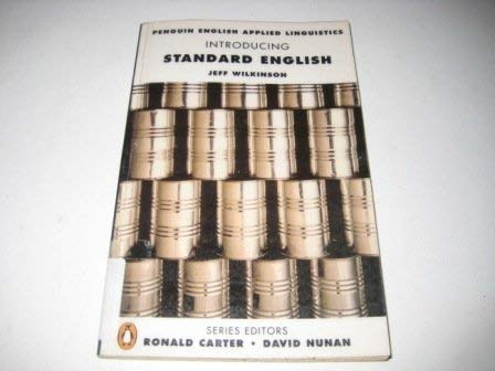 9780140813913: Introducing Standard English (Penguin English)