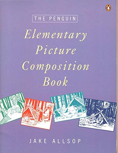 9780140815610: Penguin Elementary Picture Composition Book