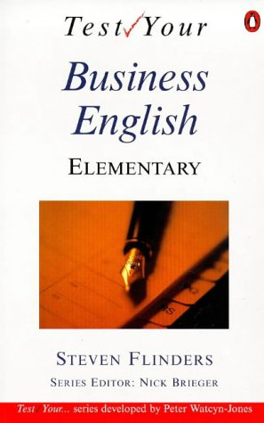 9780140815924: Test Your Business English: Elementary