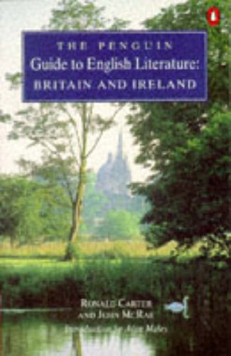 9780140815955: The Penguin Guide to English Literature: Britain And Ireland (General Adult Literature)