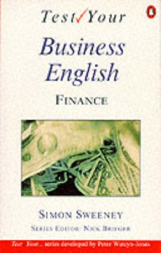 9780140816105: Test Your Business English: Finance