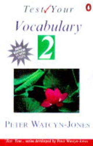 9780140816150: Test Your Vocabulary-Book 2: Bk. 2 (Test your vocabulary series)